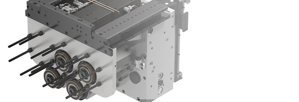 Ingranaggi di precisione per teste portautensili