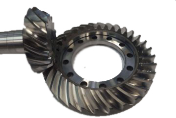 Bevel and Hypoid Gear