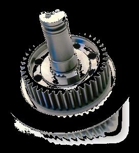 Cylindrical Gear Cutting - Bevel Gear Cutting