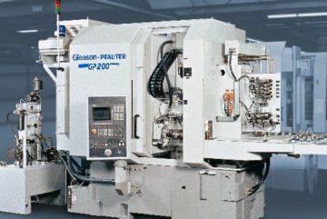 Hobbing machine gleason gp200