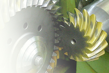 Lapped Bevel and Hypoid Gear