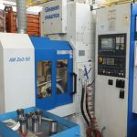 Shaping machine for spur and helical gears