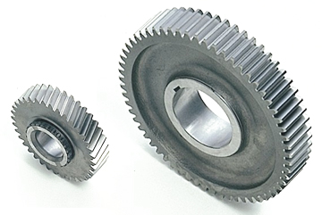 Spur and helical gear